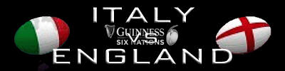 6Ns Guinness England vs Italy 2020