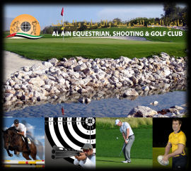 Al Ain Equestrian Shooting and Golf Club