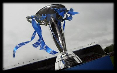 Amlin Challenge Cup Trophy
