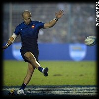 Argentina France 2nd Test Frederic Michalak