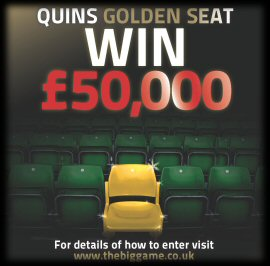 Big Game 3 Golden Seat