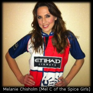 Melanie Chisholm, Spice Girls