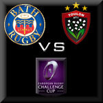 Bath v Toulon