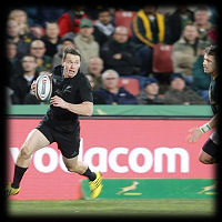 Boks All Blacks Ben Smith try TRC 2015