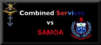 Combined Services vs Samoa