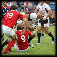 Canada USA Scott LaValla try