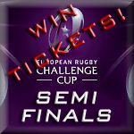 Challenge Cup Semi Finals Competition
