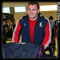 Cian Healy British Lions 2013