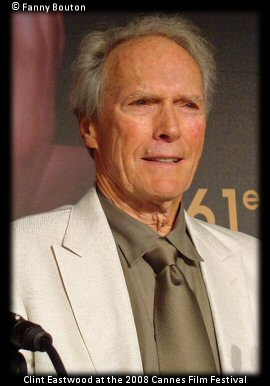 Clint Eastwood at Cannes 2008
