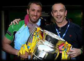 Conor OShea Chris Robshaw Harlequins
