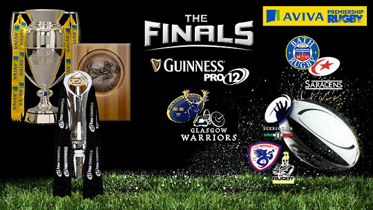 The Finals: Aviva Premiership | Guinness PRO12 | Eccellenza 2014-15