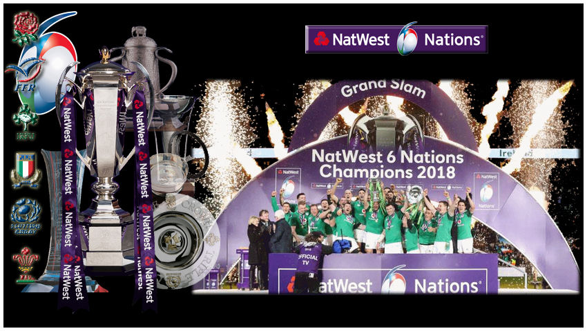 Nat West 6 Nations 2018 Winners Ireland