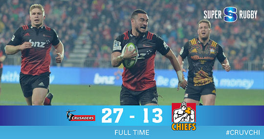 Crusaders Chiefs FT Super Rugby SF2 2017
