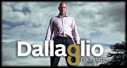 Dallaglio Foundation site goes live