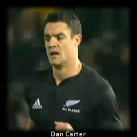 Tri Nations New Zealand vs South Africa: Dan Carter