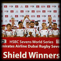 Dubai 7s Canada Shield Winners 2014