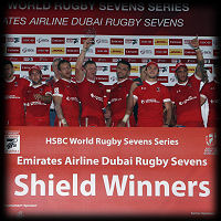 Dubai 7s Canada Shield Winners 2015