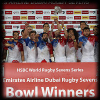 Dubai 7s France Bowl Winners 2015