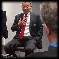 Eddie Jones England Rugby