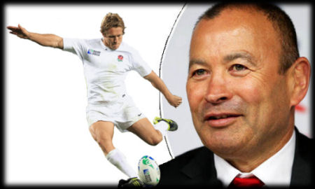 Eddie Jones Jonny Wilkinson