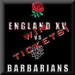 England Barbarians Competition 2014