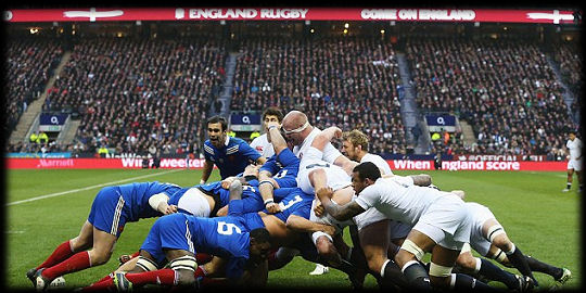 England France Twickenham Six Nations