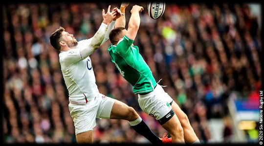 England vs Ireland Elliot Daly 6Ns 2020