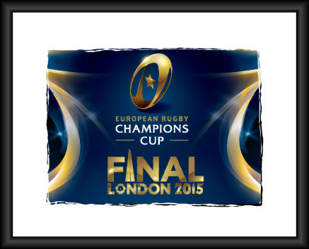 European Rugby Champions Cup Final London 2015