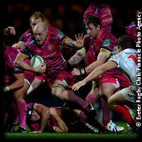 Exeter Chiefs Scarlets