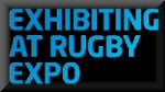 Exhibit at Rugby Expo