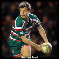 George Ford Leicester Tigers