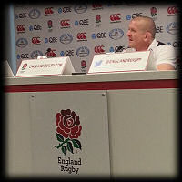 Graham Rowntree England Rugby
