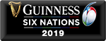 Guinness Six Nations 2019