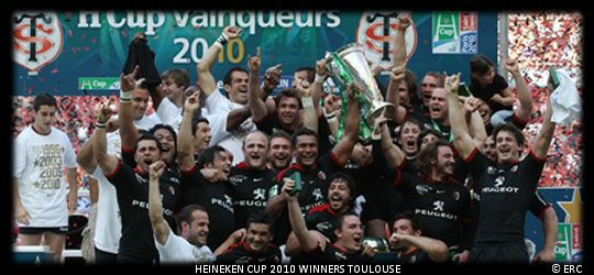 Heineken Cup Final Winners Toulouse