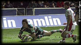 Leicester Tigers Ulster Rugby