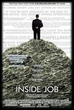 Inside Job Trailer