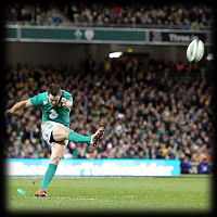 Ireland Australia Johnny Sexton