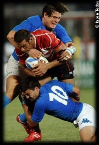 Italy v Japan 13 August 2011