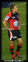 Jonny Wilkinson ACC Final 2012