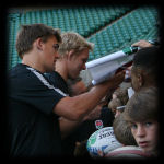 Lewis Moody Toby Flood England Rugby