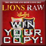 Lions RAW Competition