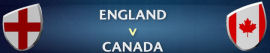London 7s England Canada SF 2017