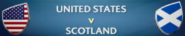 London 7s USA Scotland SF 2017