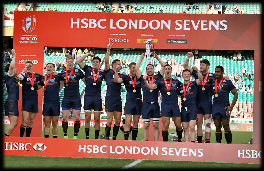 London 7s Winners Scotland 2017