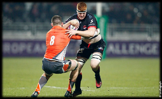 Lyon Rugby Newcastle Falcons