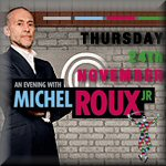 Michel Roux Jr Evening