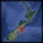Earthquake - Christchurch, New Zealand