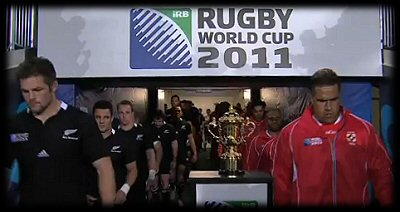 Rugby World Cup 2011 New Zealand v Tonga