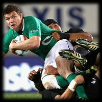 New Zealand Ireland 1st Test Brian O Driscoll