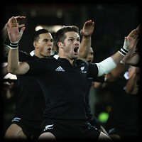 New Zealand Ireland 1st Test Richie McCaw haka